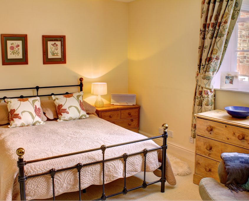 Bedroom, house for family get together in Yorkshire, The Beeches, Driffield