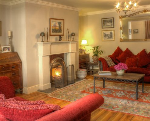 Sitting Room, house for family get together in yorkshire